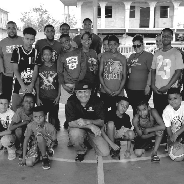 Loiza Youth from Boys and Girls Club