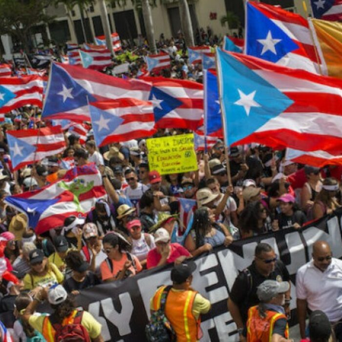 Puerto Ricans Demonstrate How to Oust a Corrupt Leader
